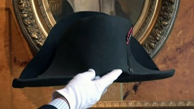 Lombardmaps Napoleon's Hat Is Sold for $2.4 Million at Auction