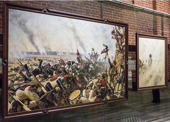 lombardmaps Napoleon's mistake